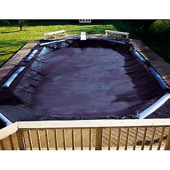 Swimline S1224RC 12' x 24' Deluxe i bakken basseng vinterpresenning