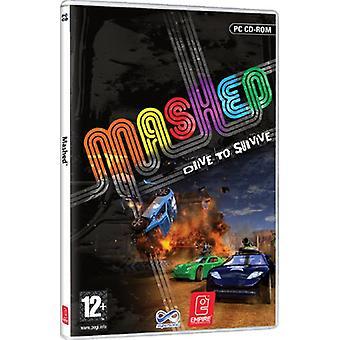 Mashed (PC)-ny