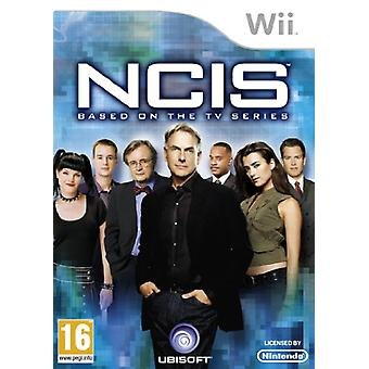 NCIS (Wii) - New