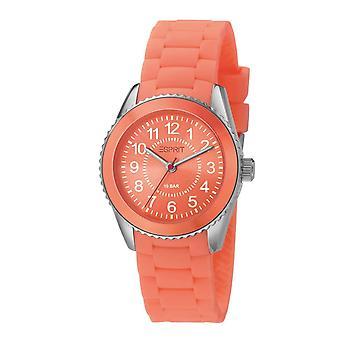 ESPRIT kids watch kids horloge meisje van mini marin 68 koraal ES106424007