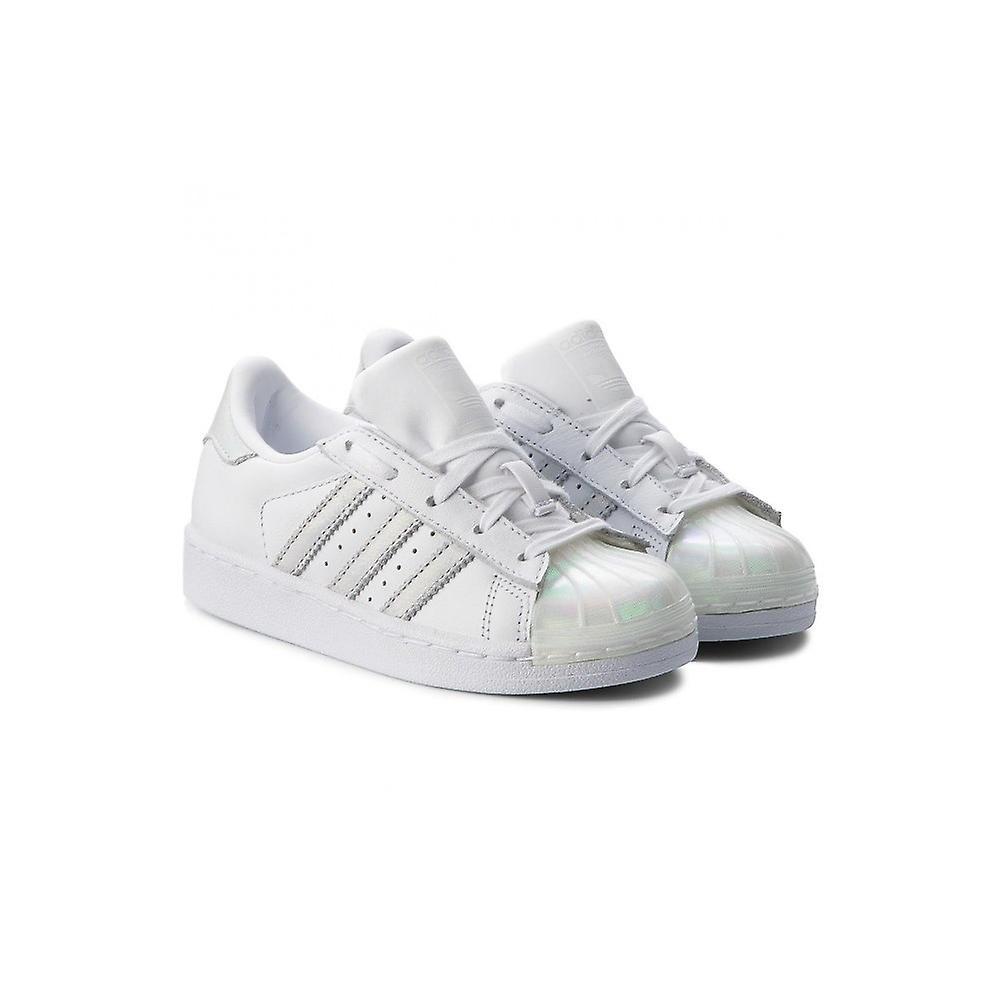Adidas Superstar C CQ2734 universal kids hele året sko