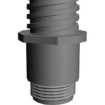 TE Connectivity 206153-1 Bullet Stecker-Buchse, gerade Reihe (Anschlüsse): CPC Gesamtzahl der Stifte: 4 1 PC