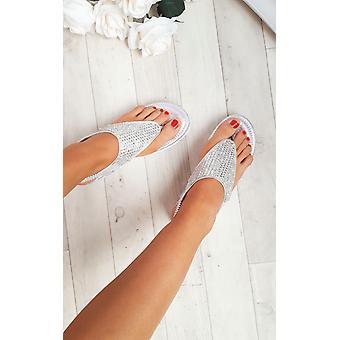 IKRUSH женские Карли украшен сандалии
