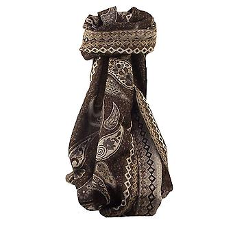 Mens Muffler Scarf 1449 Fine Pashmina Wool by Pashmina & Silk
