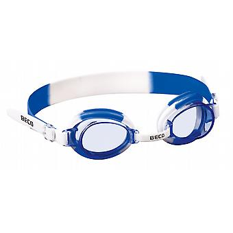 BECO Halifax Junior Swimming Goggle - Clear Lenses - Blue