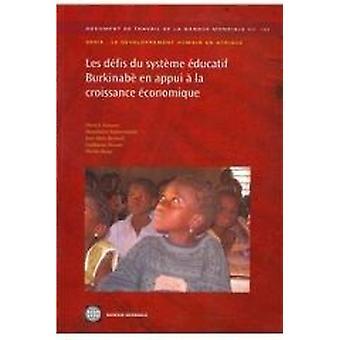 Defis du Systeme Educatif burkinabè en Appui a la Croissance Economiq