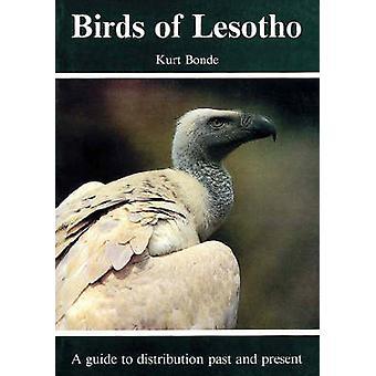 Vogels van Lesotho - een gids voor distributie verleden en heden door Kurt Bo