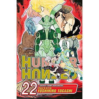 Hunter X Hunter - Volume 22 by Yoshihiro Togashi - Yoshihiro Togashi