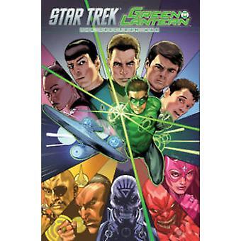 Star Trek/Green Lantern - Vol. 1 The Spectrum War by Mike Johnson - 9