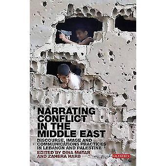 Forteller konflikten i Midtøsten - diskurs - bildet og Kommunik