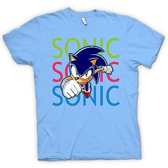 Mens टी शर्ट - ध्वनि हाथी - गेमर