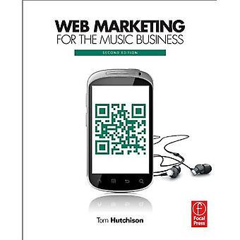 Webbmarknadsföring för musikbranschen