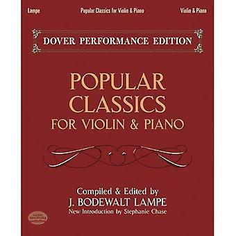 Populaire klassiekers voor viool en Piano