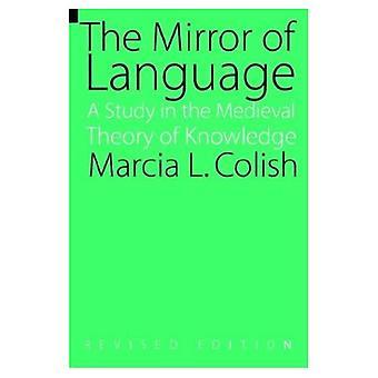 Avspegla av språk: en studie av den medeltida teorin av kunskap