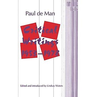 Critical writings, 1953-1978