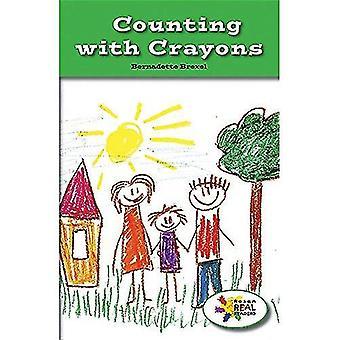 Compter avec des Crayons (lecteurs de Rosen Real: tige et Collection de vapeur)