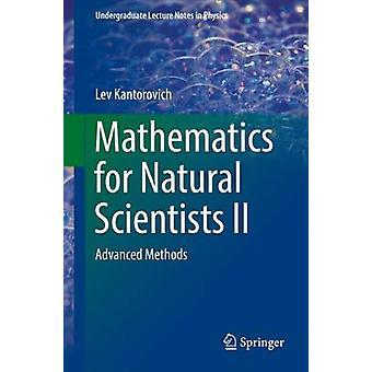 Matematik för naturvetare II av Lev Kantorovitj