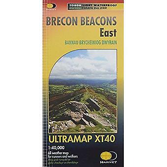 Brecon Beacons East (Ultramap)