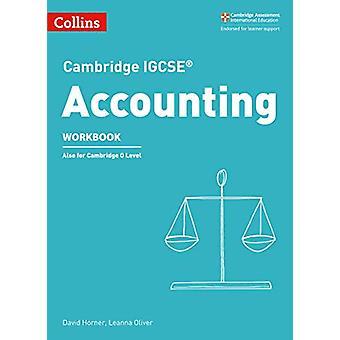 كامبريدج IGCSE (R) المحاسبة المصنف (كامبردج الامتحان الدولي