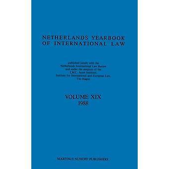 Niederlande Yearbook of International Law 1988 von T M C Asser Institut