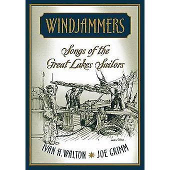 Windjammers nummers van de grote meren zeelieden door GRIMM & JOE