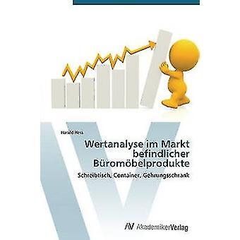 Wertanalyse im マルクト befindlicher Brombelprodukte、ヘス・ハラルド