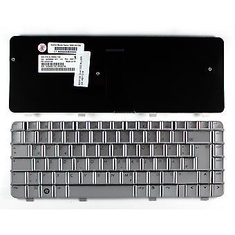HP Pavilion dv4-1030ei Silver German Layout Replacement Laptop Keyboard