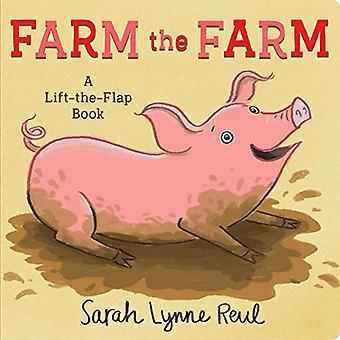 Gîtes de la ferme: un livre de Lift-the-Flap [cartonné]