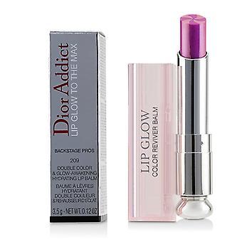 Christian Dior Dior Addict Lip Glow To The Max-# 209 Holo Purple-3.5g/0.12oz