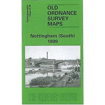 Nottingham (South) 1899 - Nottinghamshire Sheet 42.06 by Alan Godfrey