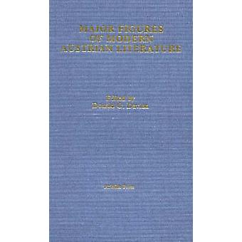 Major Figures of Modern Austrian Literature by Donald G. Daviau - 978