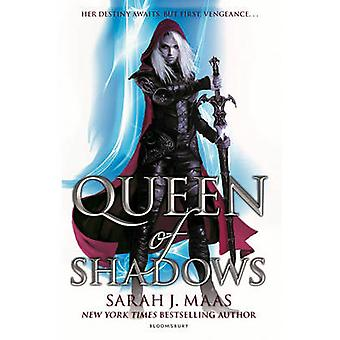 Queen of Shadows by Sarah J. Maas - 9781408858615 Book