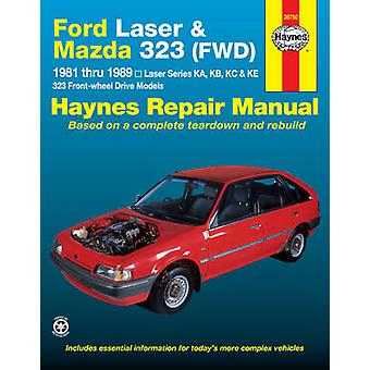Ford Laser and Mazda 323 (FWD) Australian Automotive Repair Manual - 1