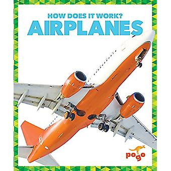 Airplanes by Jenny Fretland Vanvoorst - 9781620319000 Book