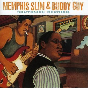 Memphis Slim & Buddy Guy - Southside Reunion [CD] USA import