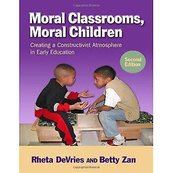 Moraalinen luokkahuoneissa, moraalinen lasten