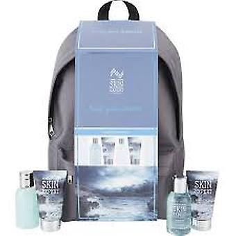 Style & Grace Skin Expert For Him Backpack Gift Set 5 Pieces