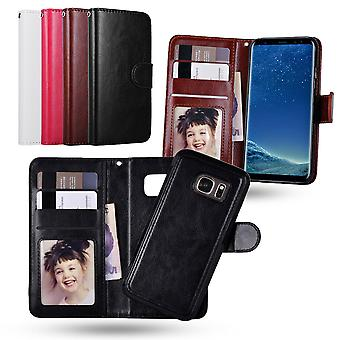 Samsung Galaxy S9 Plus Leather Case/Magnetic Scale
