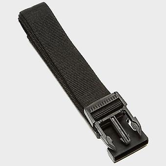 New Peter Storm Nylon Webbing Belt Black