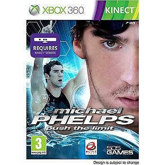 Michael Phelps Push the Limit - Kinect Compatible Xbox 360 Game