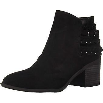 Carlos by Carlos Santana Women's Ashby Ankle Boot, Black, 7 Medium US