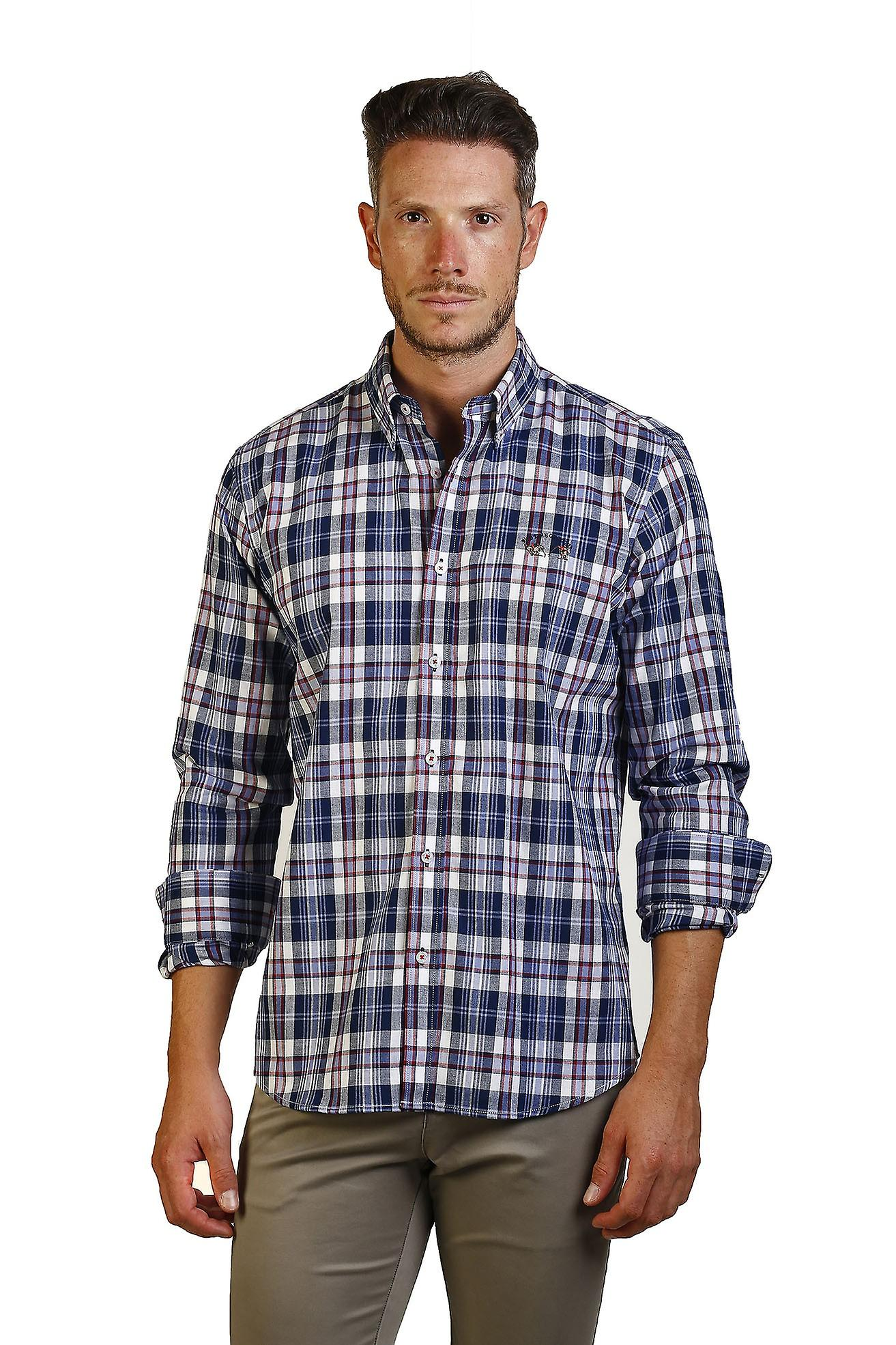 Camisa Hombre The Time Of Bocha JI1OXFCAB-140 700