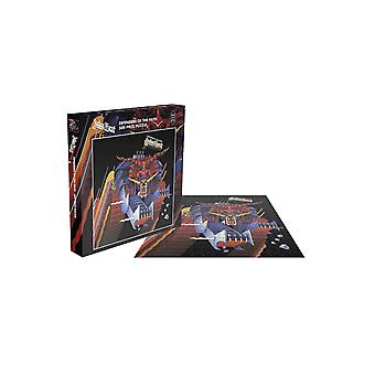 Judas Priest Jigsaw Puzzle Defenders Of The Faith Album new Official 500 Piece
