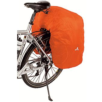 Vaude 3-Piece Bike Pannier Set Rain Cover - Orange