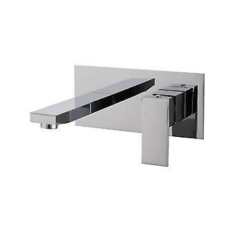 Ottimo Square Chrome Bathtub/Basin Faucet Spout