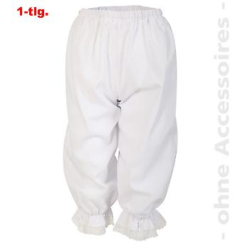 Haremsbyxor underkläder spetsar byxor medeltida häxor byxor Childs kostym