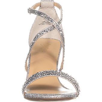 Thalia Sodi Womens Darria2p Open Toe ocasião especial tornozelo cinta sandálias