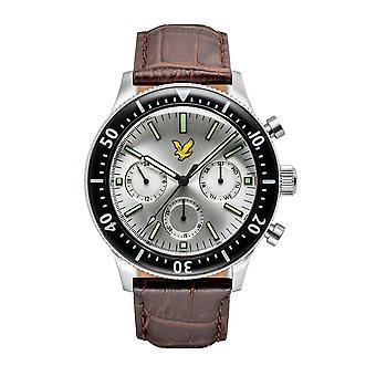 Lyle & Scott LS-6009-01 Men's Jacklin White Dial Wristwatch