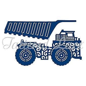 Tattered lace metaal snijden sterven Dumper vrachtwagen Kipper D846 voertuig