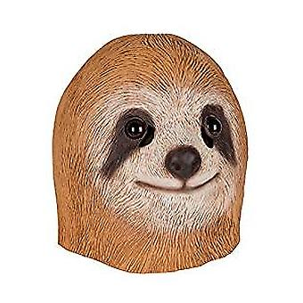 Cosplay - Archie McPhee - Mask - Sloth Costume Head Face 12825